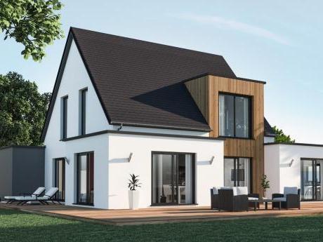 Constructeur maison neuve construction bretagne moderne