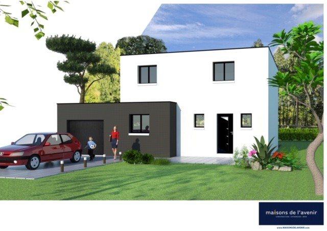 Maisons de l'Avenir - constructeur de maison - escalier