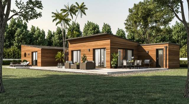 Constructeur maison neuve construction bretagne moderne écologique