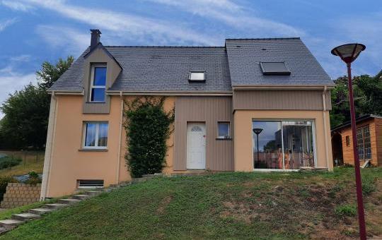 Extension d'habitation sur deux étages à Le Mans (72000)