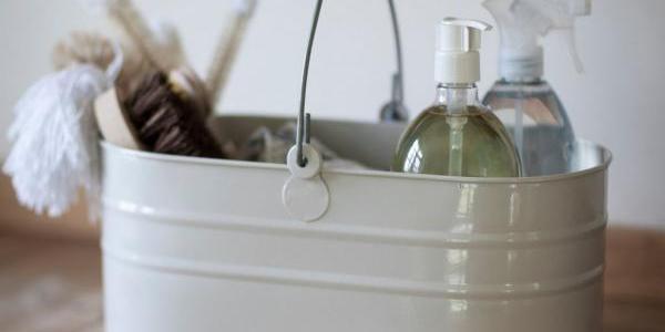 Nettoyer sa maison : 5 produits d'entretien DIY | Tradilignes